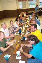 Cribbage played for both fun and friendly competition!